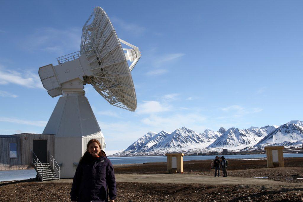 Radio, Quasars and Telescopes in the Arctic | POLARQUEST 2018