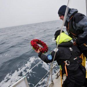 Honouring the Airship ITALIA Crew