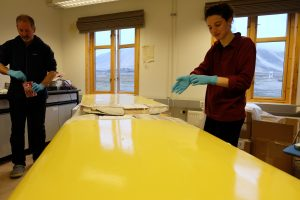 Of belugas and daggerboards: a tale of (mis)adventures in Svalbard