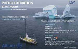 Polarquest kicks off series of events at CERN