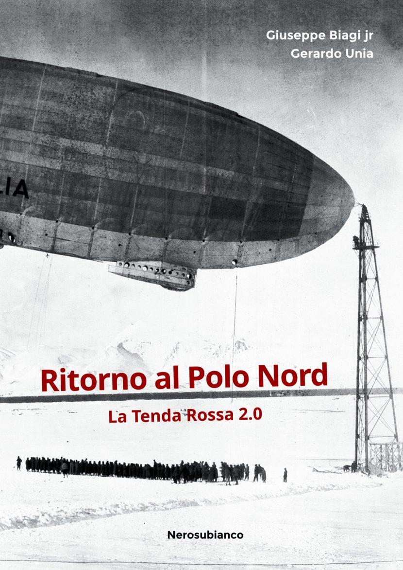Ritorno al Polo Nord - La Tenda Rossa 2.0, copertina