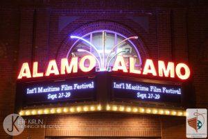 Polarquest documentary screened at the International Maritime Film Festival in Maine, USA