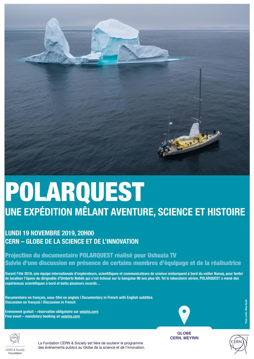 polarquest-at-cern