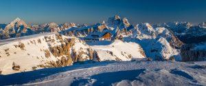 Polarquest photography exhibit opens in Lagazuoi Expo Dolomiti